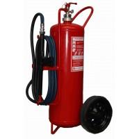 Práškový hasiaci prístroj P50Te