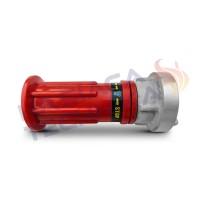 Prúdnica kombi clonová - PVC D25 krátka